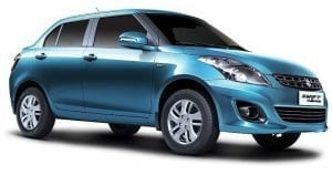 Suzuki Swift Cars for Rent at Direct.
