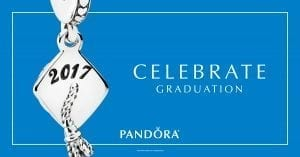 Celebrate Graduation 2017 with a special gift from Pandora available at Colombian Emeralds International!
