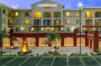 Courtyard by Marriott Hotel Venue