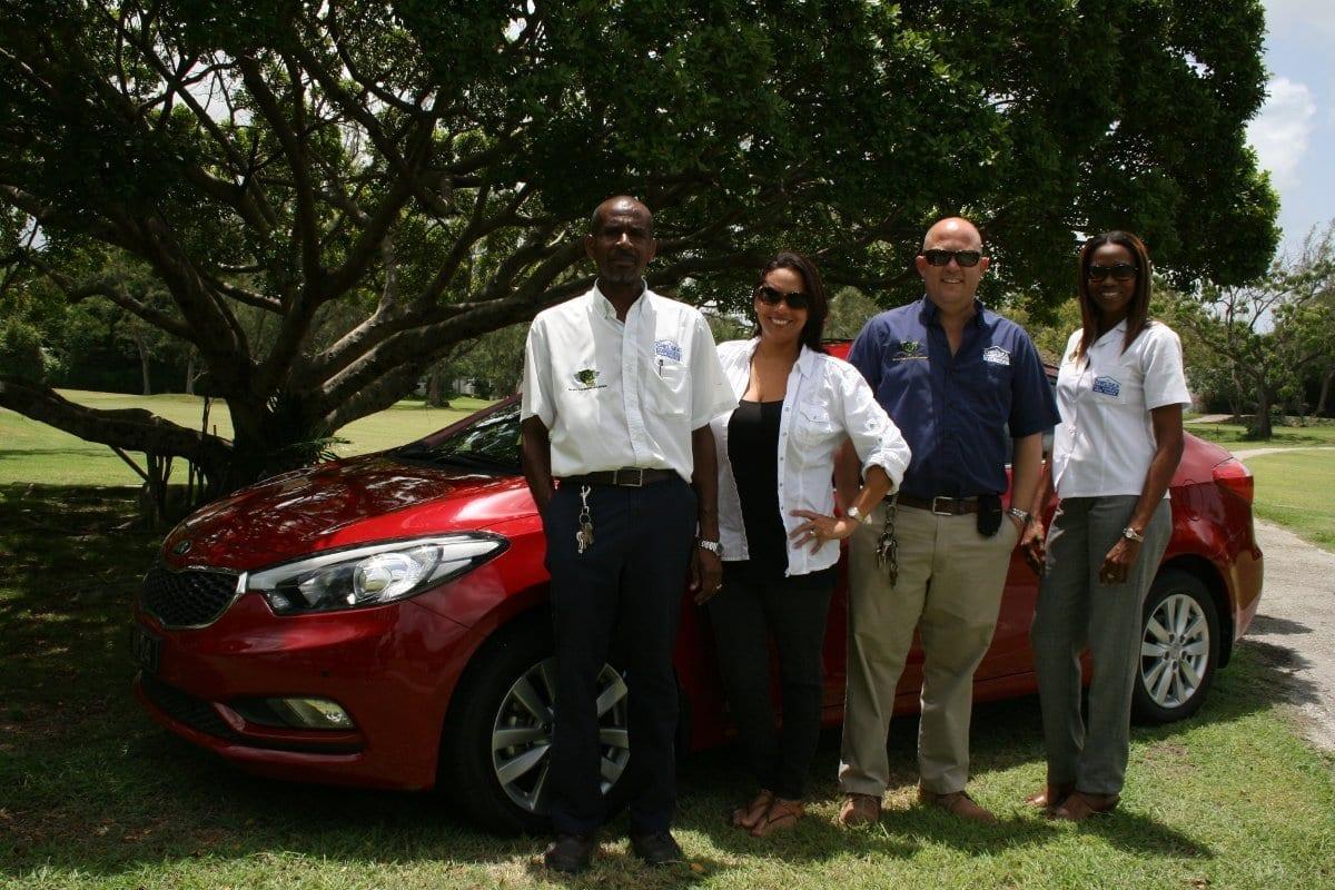 Team - Bajan Car Rentals