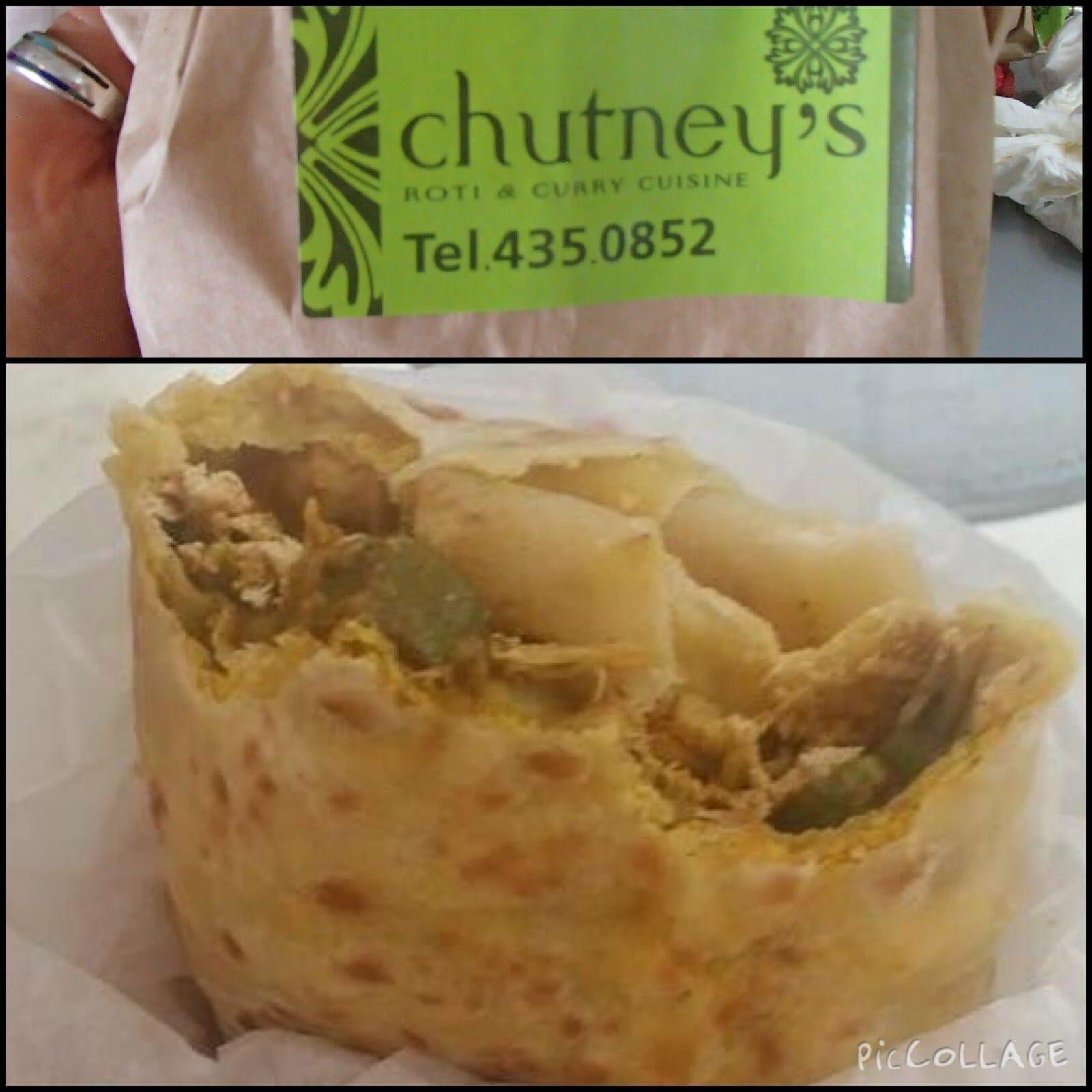 Barbados Roti Chutneys
