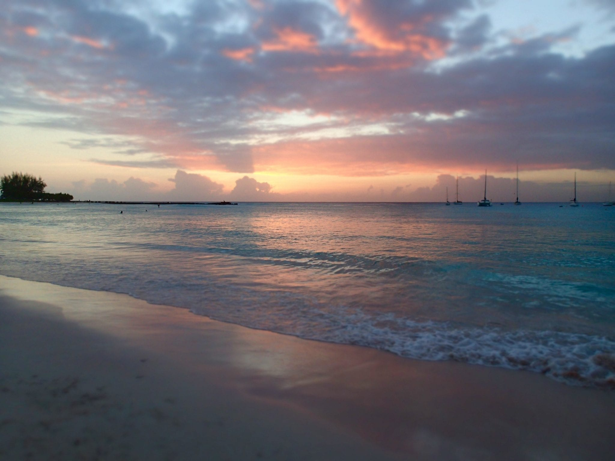 Experience Barbados Sunsets