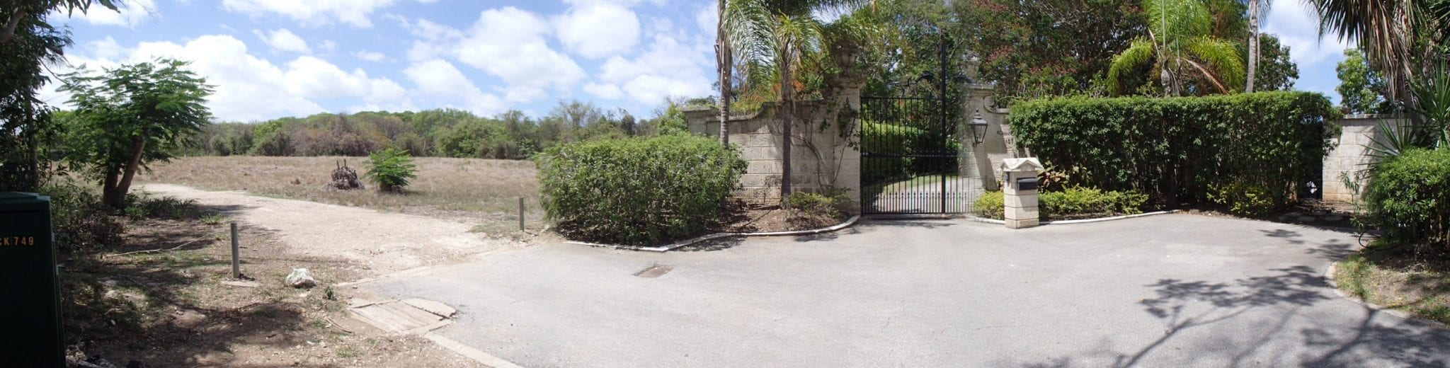 Barbados Experiences - Lost - End of Road