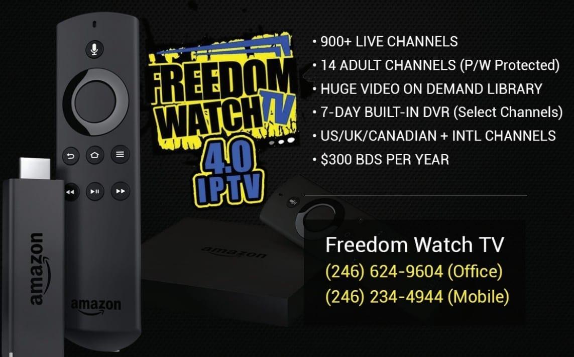 Freedom Watch IPTV