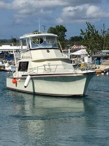 Cannon Fishing Charters and Big Game Fishing in Barbados.