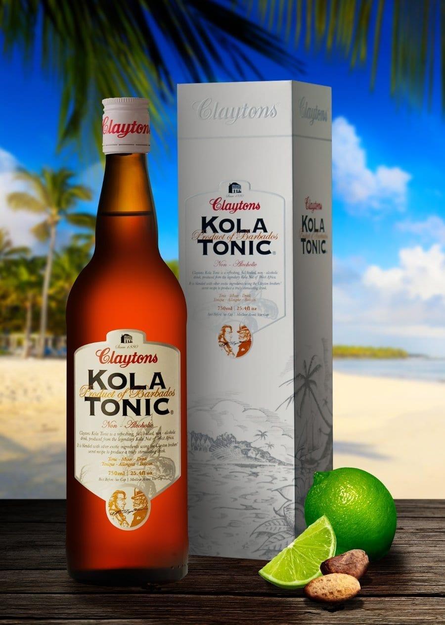 Beverage - Claytons Kola Tonic