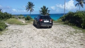 Rent a Vitara in Barbados at Direct Car Rentals.