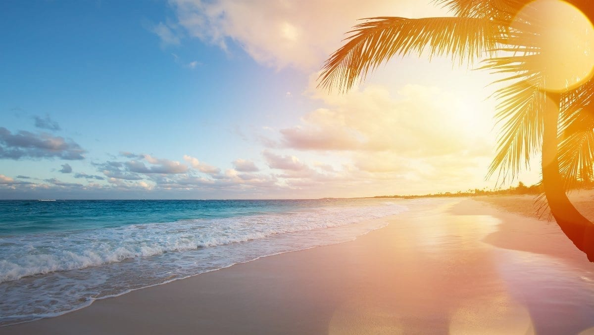 Experience Sunset in Barbados at the Abidah By Accra Boutique Hotel.
