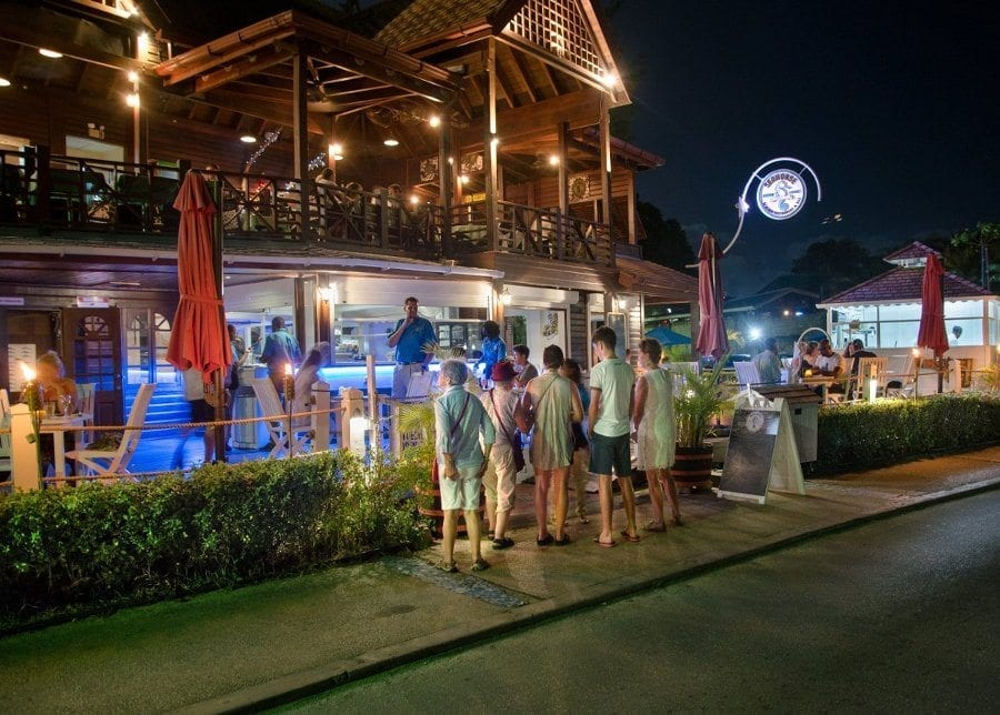 Seahorse Restaurant and Bar is a new dining experience in St. Lawrence Gap, Barbados.
