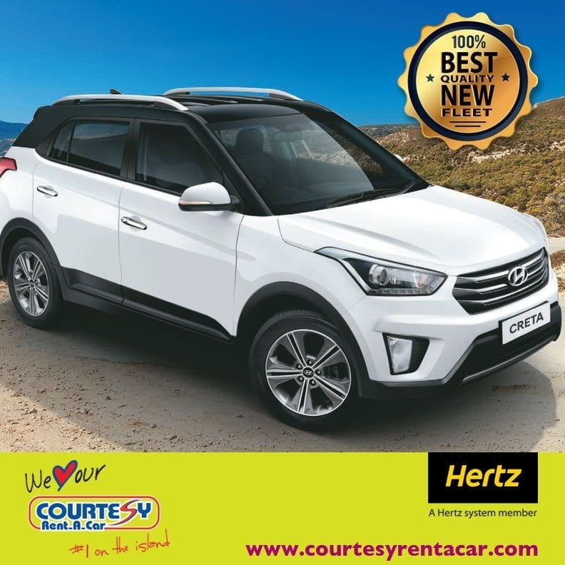 Choose from any vehicle in our new fleet at Courtesy Rent A Car.