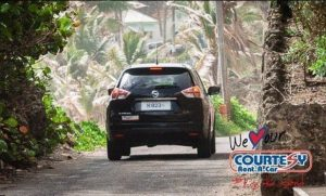 We Love our Courtesy Rent A Car to get around Barbados.