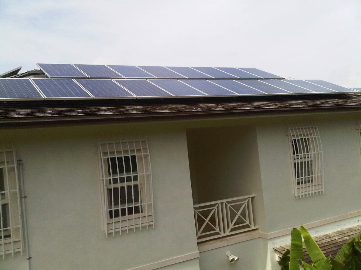 Solar Energy Innovations in the Caribbean Island of Barbados.