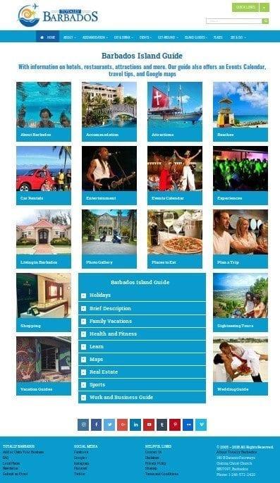 Totally Barbados