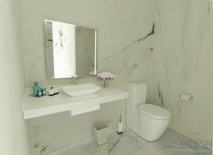 Half Bath - The Abidah by Accra Barbados.