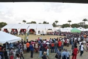 Agrofest Tents and Exhibitions