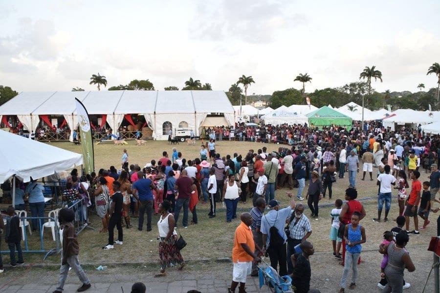 Agrofest 2019 - Dates & Location - February 22-24, Queen's Park, Bridgetown, St. Michael, Barbados.