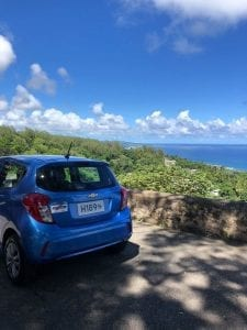 Explore Barbados with a vehicle from Drive-A-Matic - What a gorgeous view!