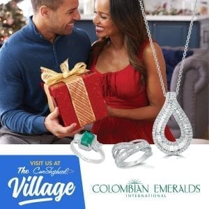 Colombian Emeralds International will be at the Cave Shepherd Village at Run Barbados 2018.