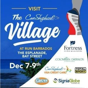 Colombian Emeralds International will be sponsoring the 10k Run Barbados race and showcasing products on The Esplanade, Bay Street from December 7th, 8th and 9th, 2018.