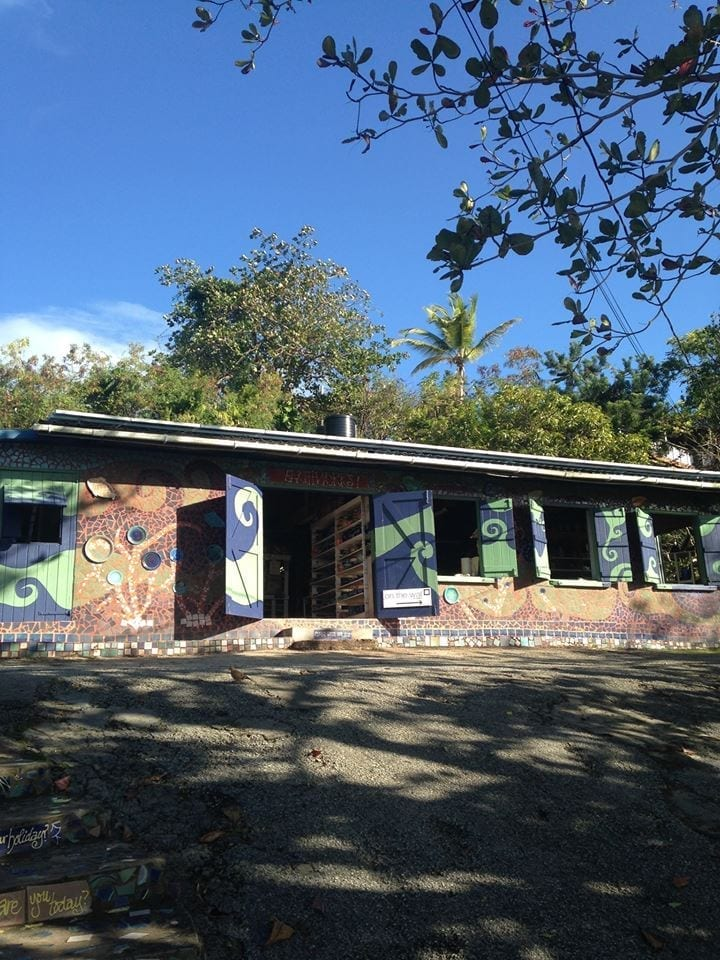 Earthworks Pottery Barbados