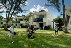 Stay at Plum Tree and play at Rockley Golf Course in Barbados.