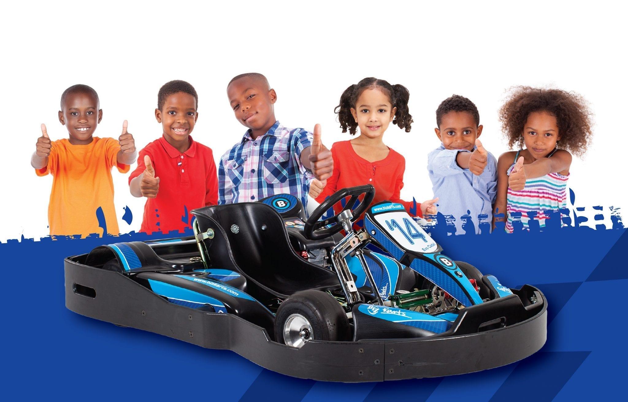 Kidz Karting Experience