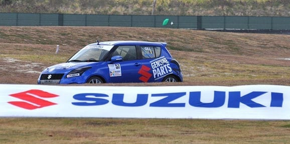 Suzuki Advanced Drive