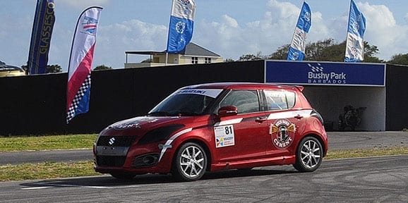 Suzuki Swift Driving Experience