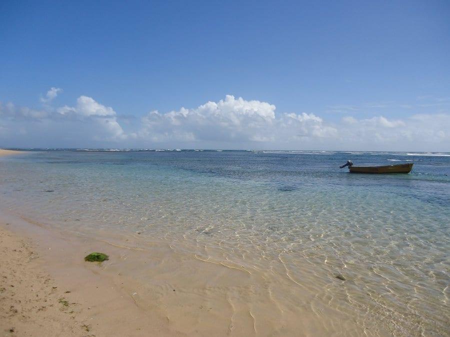 Boat on Calm Sea