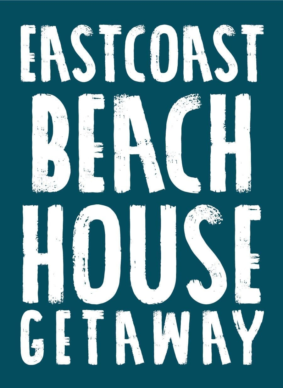 East Coast Beach House Getaway