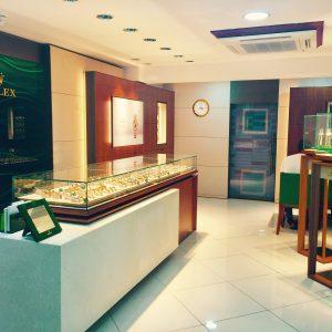 Photos of the Royal Shop