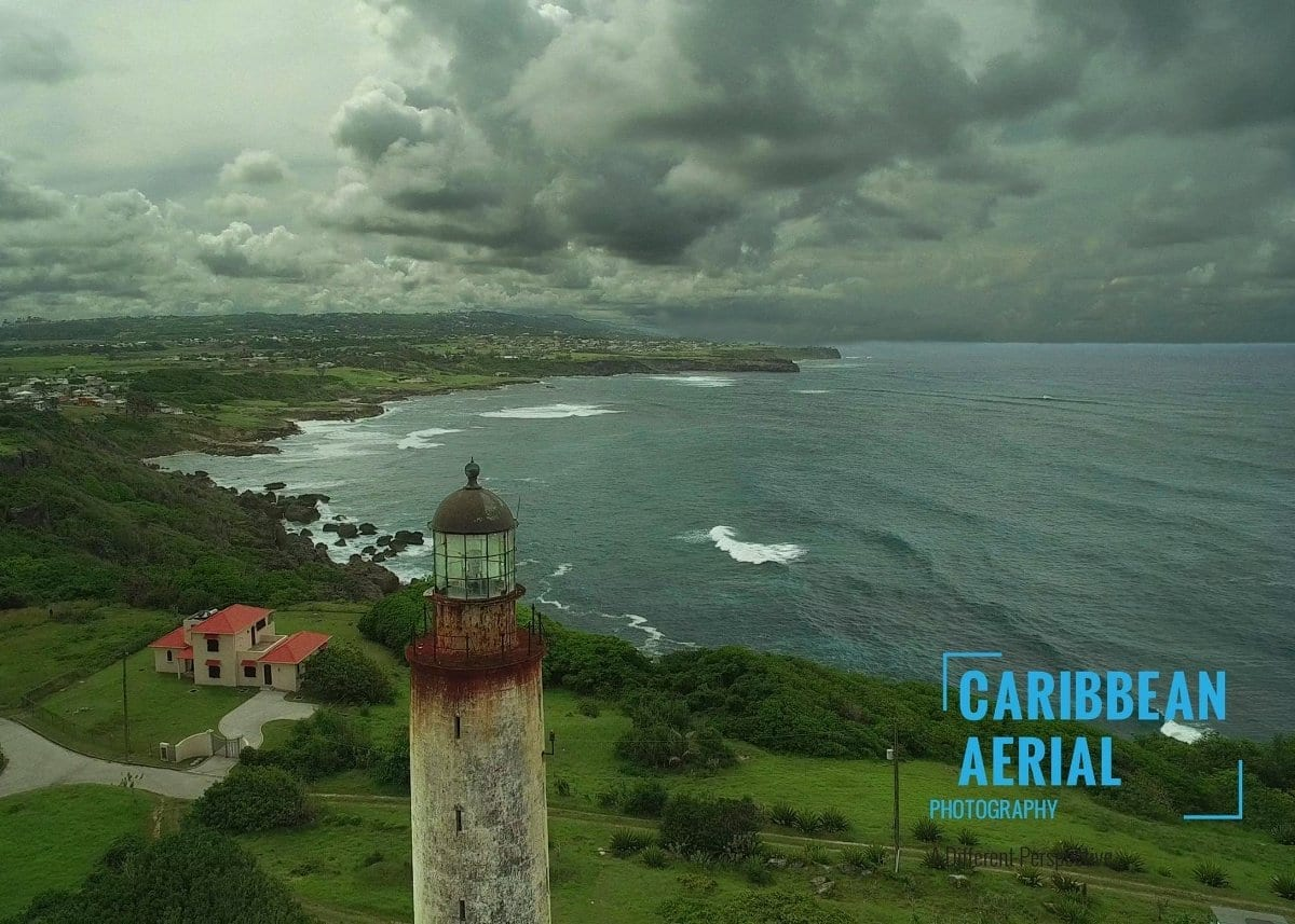 Caribbean Aerial Photography Barbados