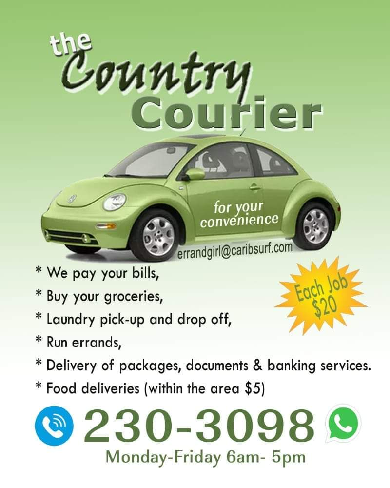 Country Courier
