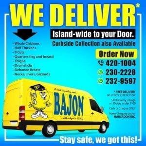 Island-wide Delivery Chicken