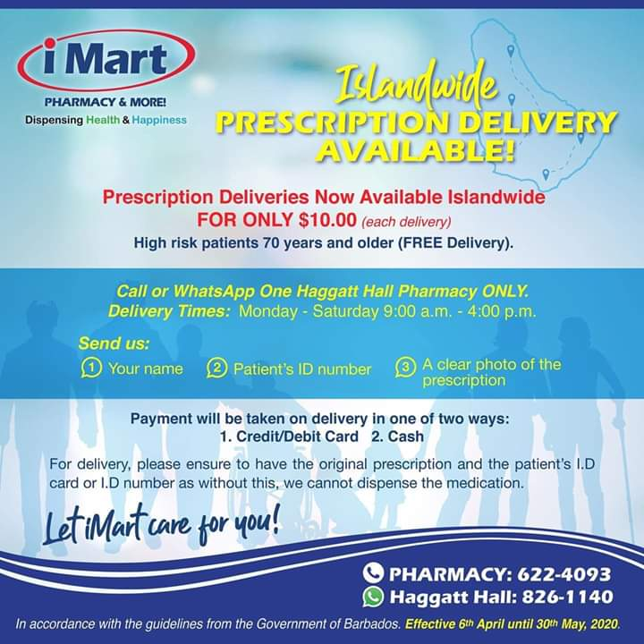 iMart Phramacy Prescription and More