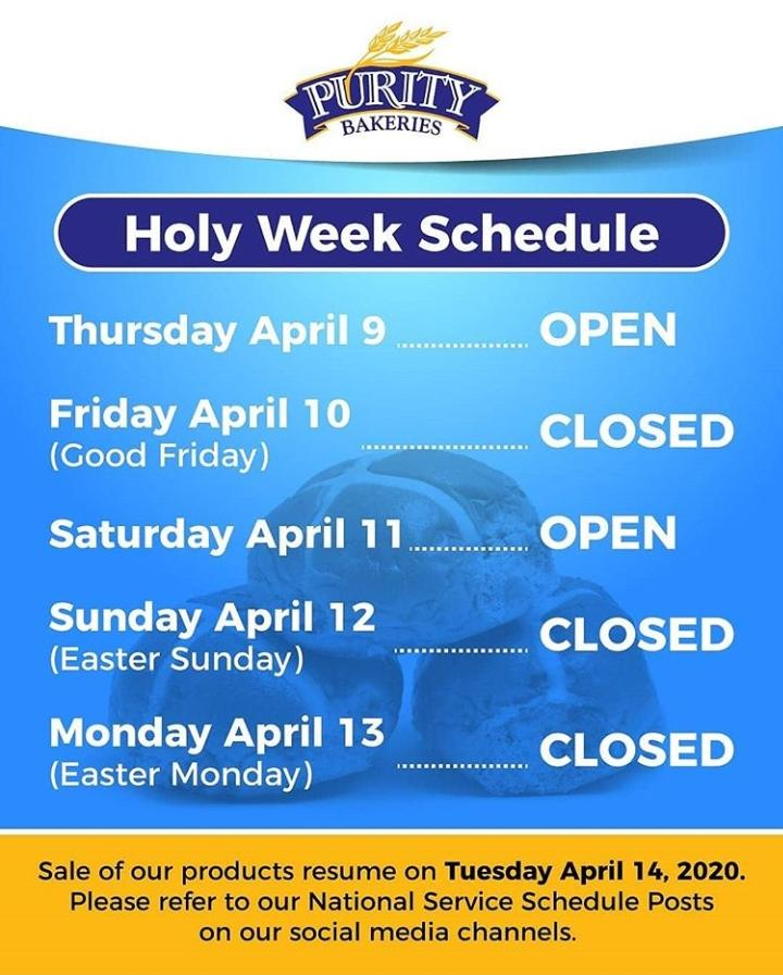purities-bakeries-holy-week-schedule-april9th2020