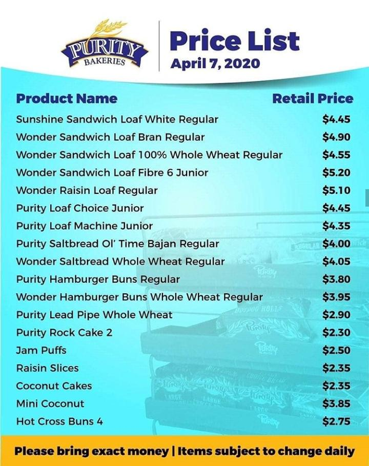 purities-bakeries-price-list-april9th2020
