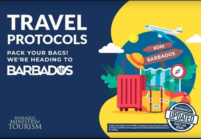 Barbados Travel Protocols - Page 1