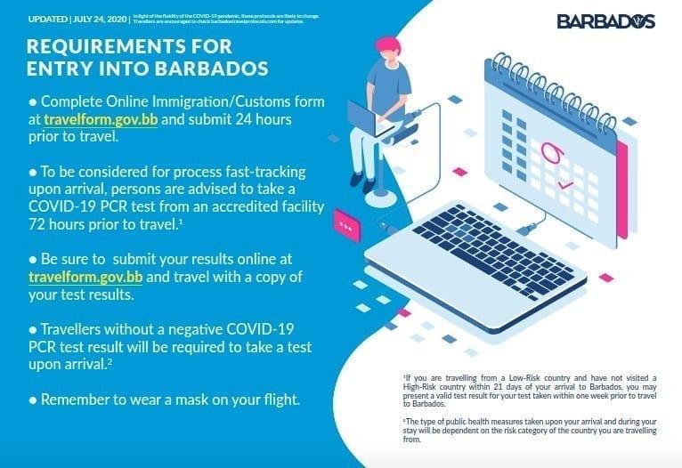 Barbados Travel Protocols - Page 2