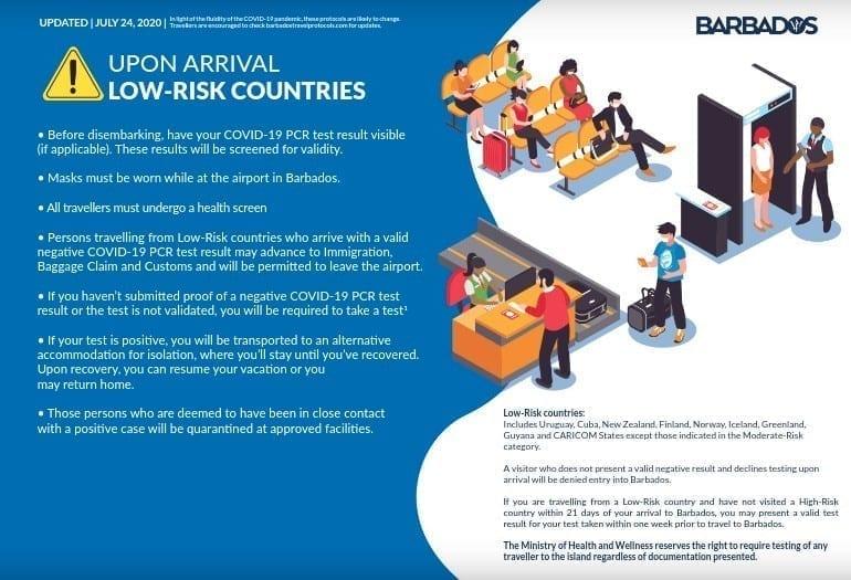 Barbados Travel Protocols - Page 5